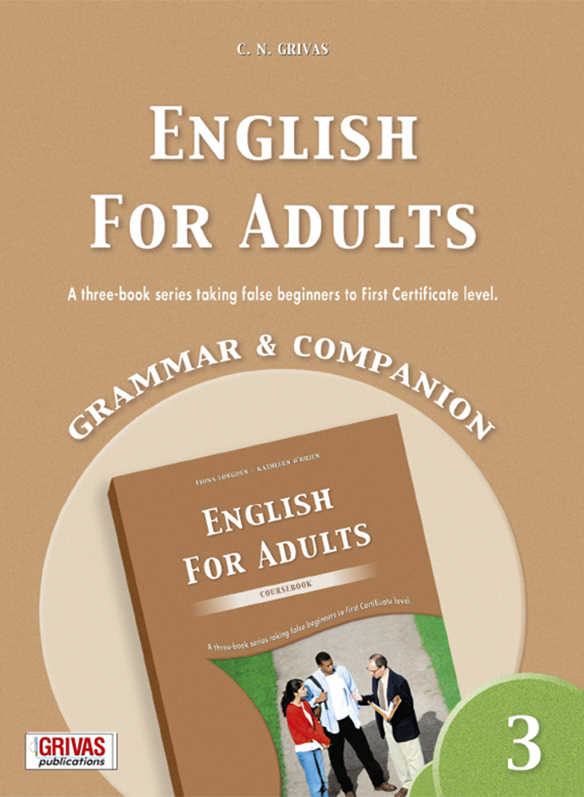 English for Adults Grammar & Companion