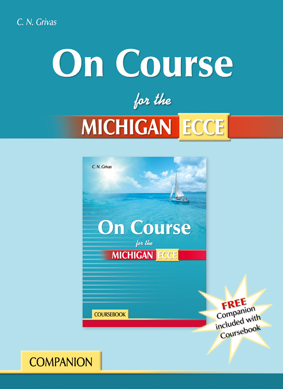 On Course for the Michigan ECCE (Coursebook)