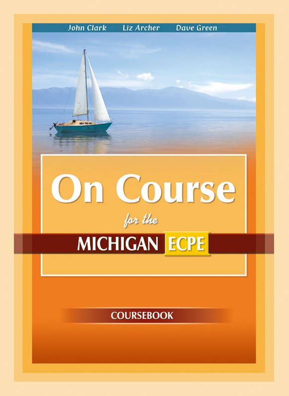 On Course for the ECPE (Coursebook)