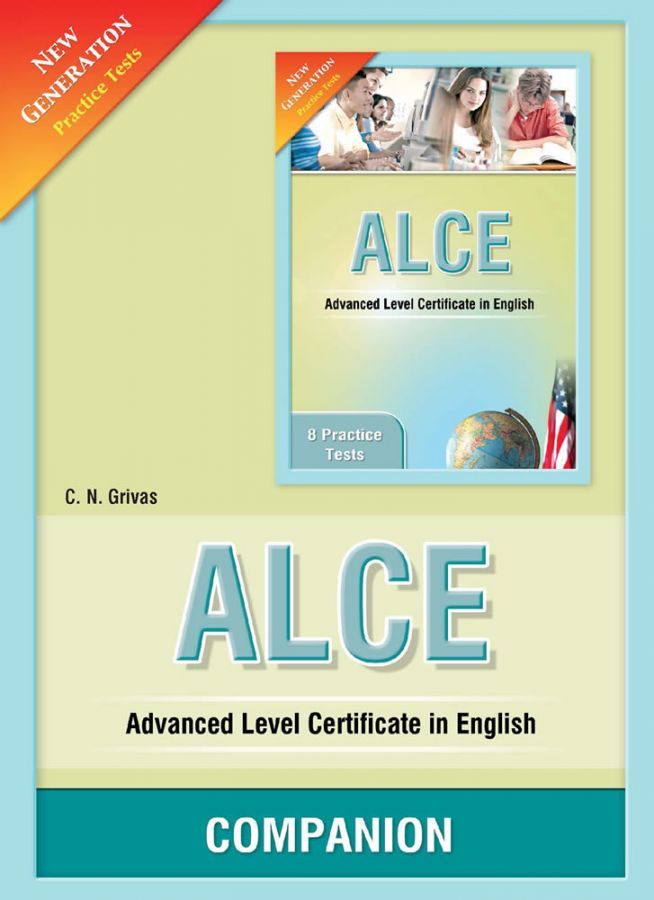 ALCE [8 Practice Tests]