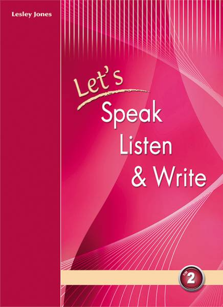 Let's Speak, Listen and Write 2