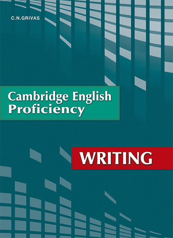 Writing for the Cambridge English Proficiency