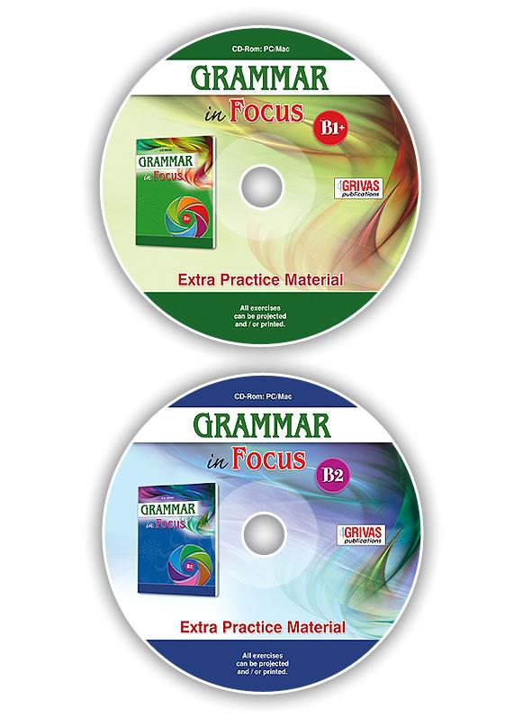 Grammar in Focus B1+, B2