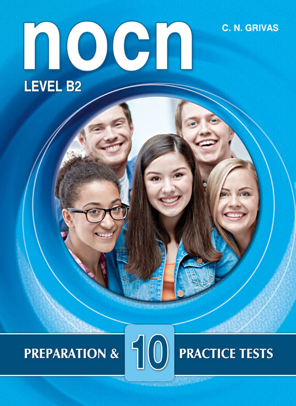 Preparation & 10 Practice Tests for NOCN Level B2