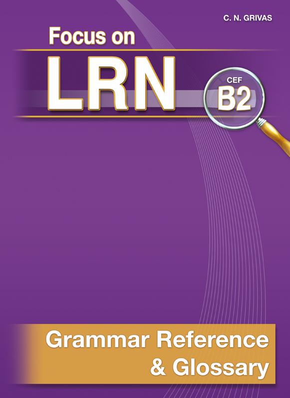 LRN CEF B2 Grammar Reference & Glossary